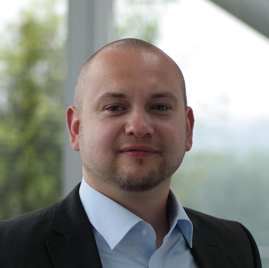 RUB DHC team member: Romuald Rasel, Dipl. Inf.